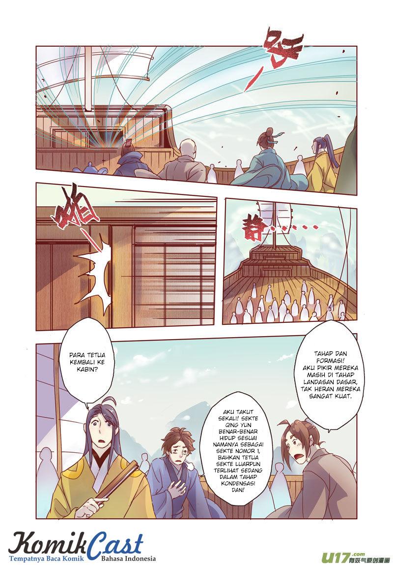 Baca Komik Miao Shou Xian Dan Chapter 7.1 Bahasa Indonesia komikindo