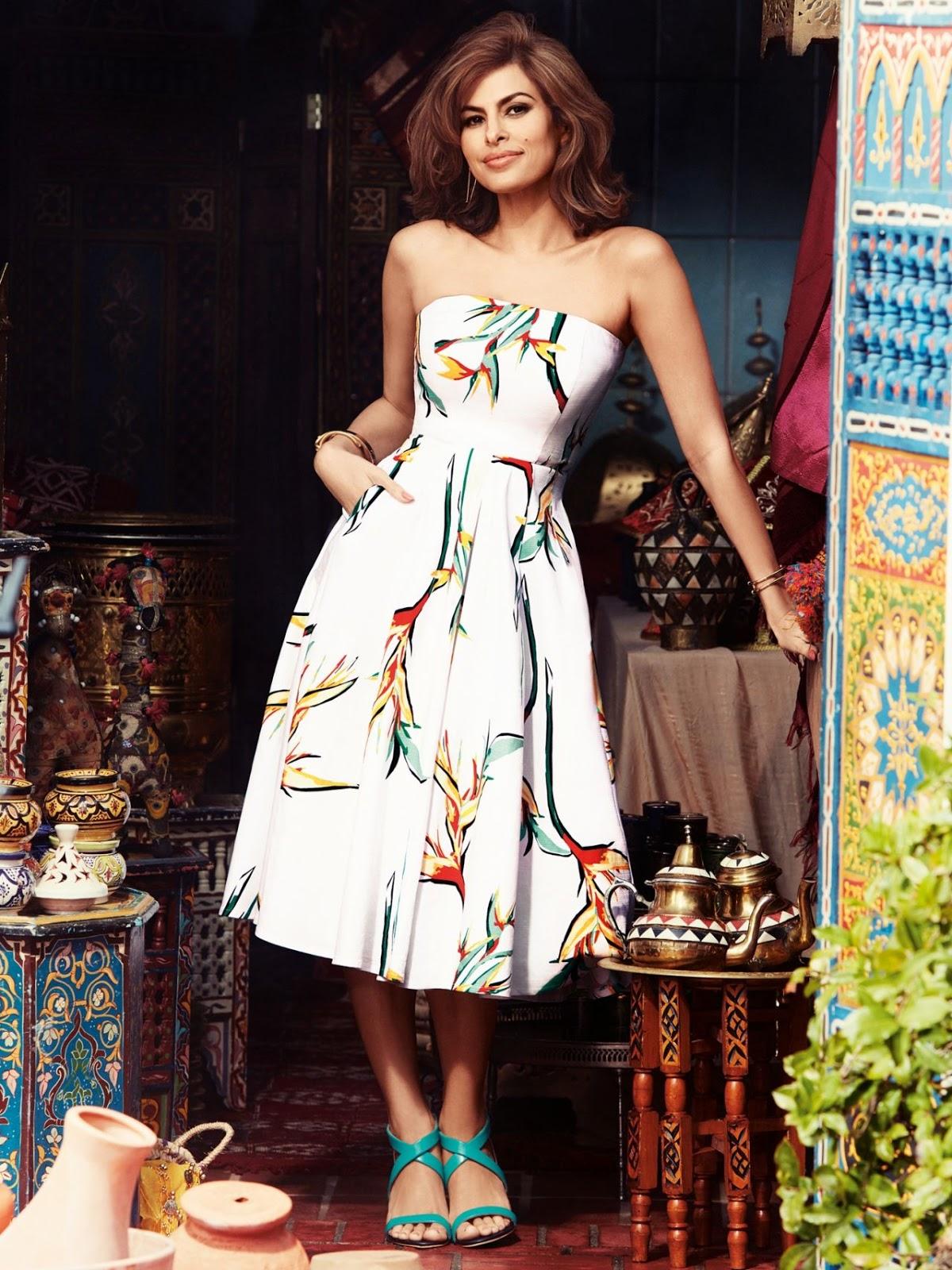 Eva Mendes – Photosh...