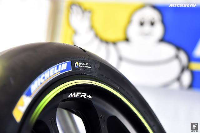 berita motogp : 4.000 Ban, Jumlah Yang Dibawa Michelin Untuk Balapan Asia