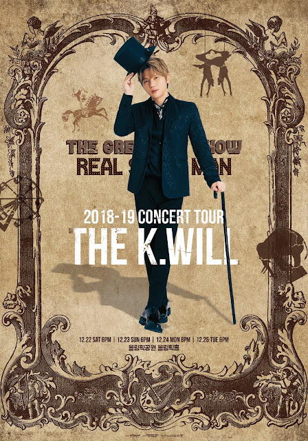 The K.Will concert