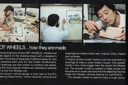 Bagaimana Hot Wheels Jaman Dulu Dibuat?