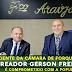PRESIDENTE DA CÂMARA DE FORQUILHA VEREADOR GERSON FREIRE É COMPROMETIDO COM A POPULAÇÃO