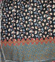 Kain Batik Prima 2549 Hitam