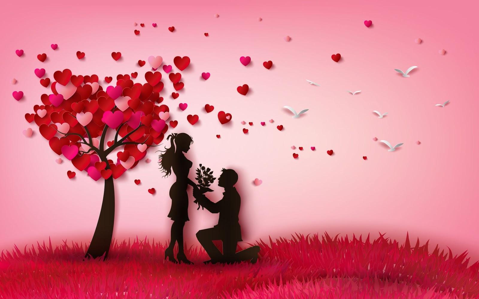 BANCO DE IMÁGENES: Fondos y wallpapers para enchular tu pc o laptop durante el mes del amor y la ...