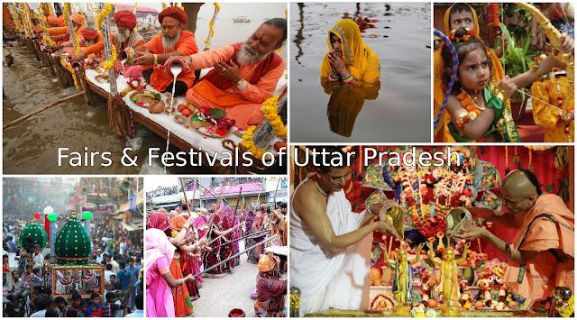 Fairs & Festivals of Uttar Pradesh