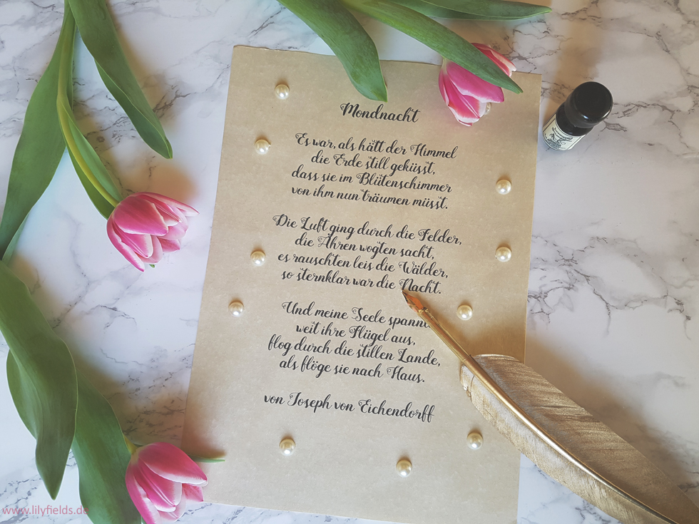 Welttag Der Poesie Mit Vikings Werbung Lilyfields