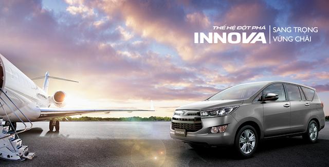 Toyota Innova 2018 tiết kiệm nhiên liệu nhờ động cơ mới, hộp số tự động 6 cấp và chế độ lái ECO