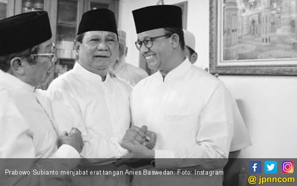 Ada Apa Antara Prabowo dan Anies Baswedan?