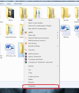 Cara Sharing file menggunakan Ad Hoc