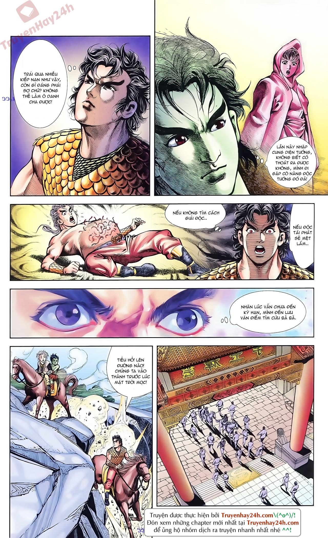Cơ Phát Khai Chu Bản chapter 71 trang 15