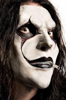 美國金屬樂團 Slipknot —       每一個面具的明確歷史 65