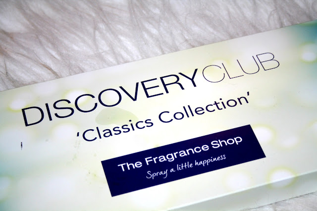Fragrance Shop Discovery Club Classics Collection