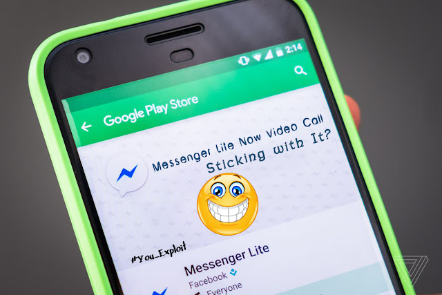 Messnger Lite now make Video calls, gonna stick with it?