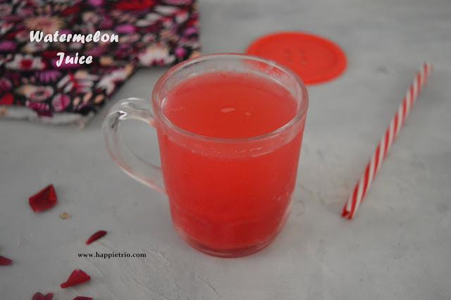 Water Melon Juice Recipe   Summer Drinks