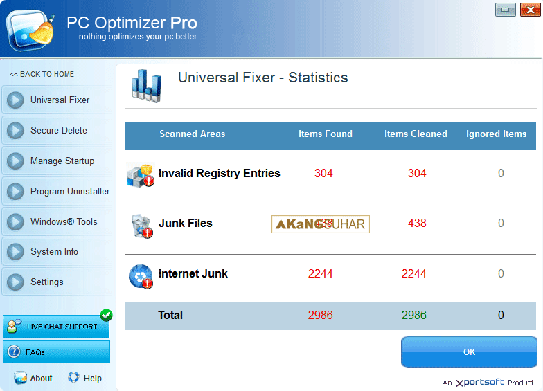 Download PC Optimizer Pro 8.0.1.8 Full Serial Number