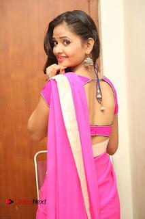 Actress Shriya Vyas Pictures at Oka Manasu Audio Launch  0071