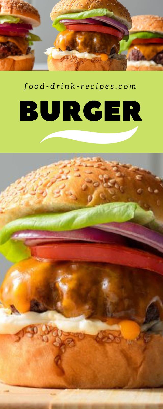 Burger - food-drink-recipes.com