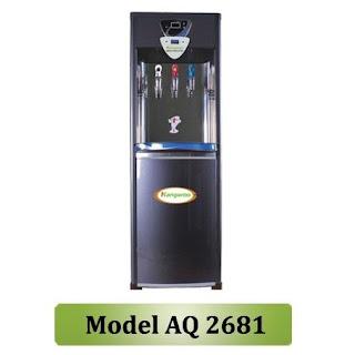 Đánh giá Máy lọc nước Kangaroo nên mua hay không? Máy lọc nước nóng lạnh ấm Kanggaroo AQ 2681