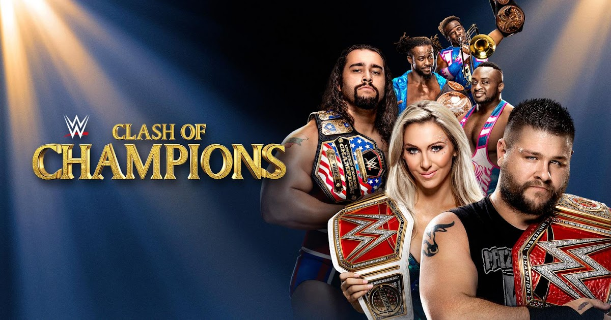 SPOILERS] WWE Clash of Champions - Resultados - Noticias de Wrestling ...