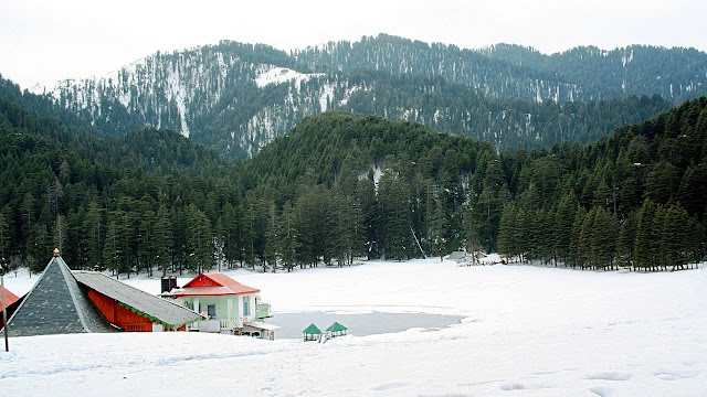 Khajjiar Travel Guide