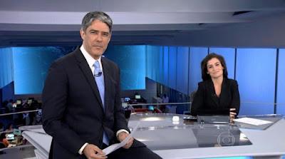 Novo formato para o Jornal Nacional com data definida