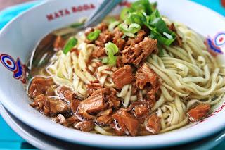 Resep Mie Ayam Special Kuah Kental