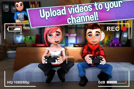 Youtubers Life – Gaming Apk Mod+Data Free on Android Game Download