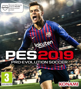PES 2019 Lisans Yaması İndir + Kurulum (Mediafire) PS4,XBox