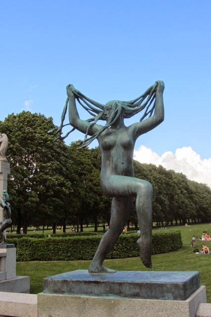 Oslo Vigelandpark