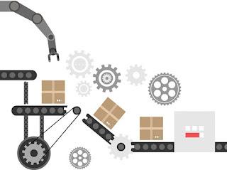Sistem Informasi Manufaktur dalam Perusahaan Beserta Contoh_