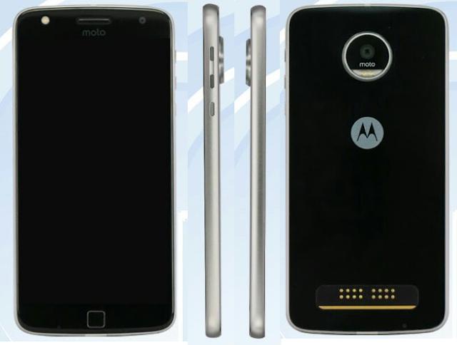 Moto Z Play Spotted on TENNA