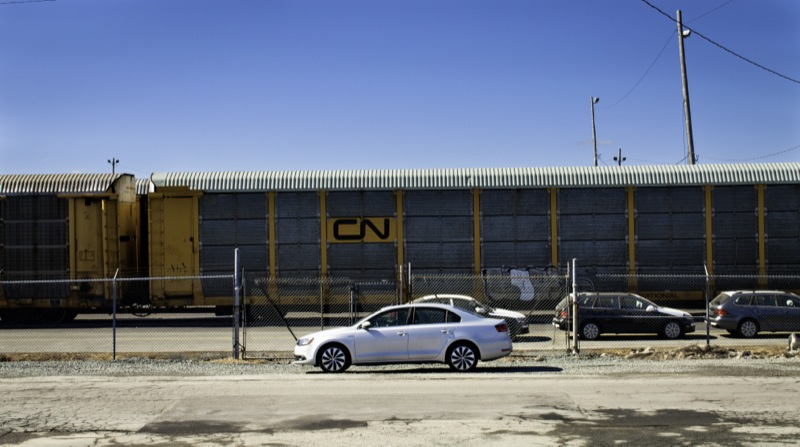 2017 Volkswagen Jetta Turbo Hybrid Cn Train