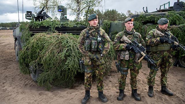 """El Ejército británico prepara planes de contingencia en caso de un """"Brexit"""" sin acuerdo"""
