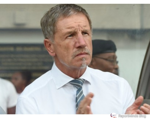 "'I'm disappointed! ""- Baxter laments at South Africa draw against Nigeria"