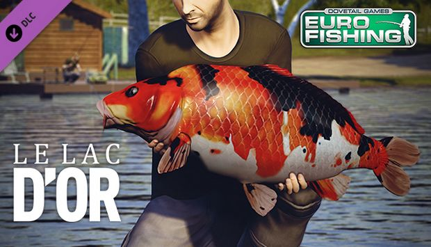 EURO FISHING LE LAC DOR-CODEX