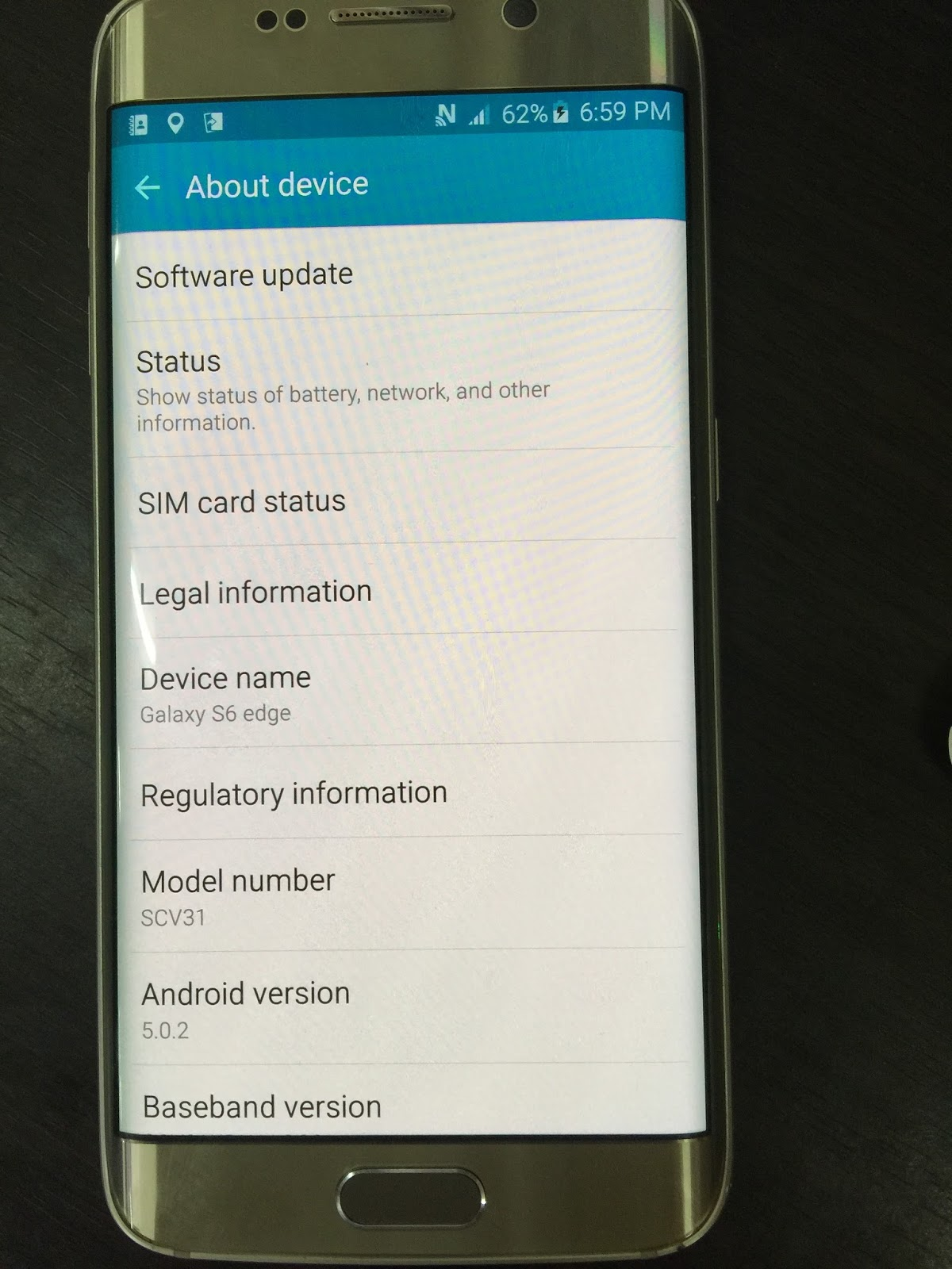 SCV31 Samsung Galaxy S6 Edge Au kddi Japan Unlock is Real