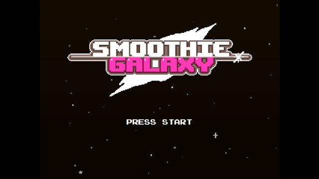 Berpetualang Di Planet Asing Di Dalam Game Smoothie Galaxy