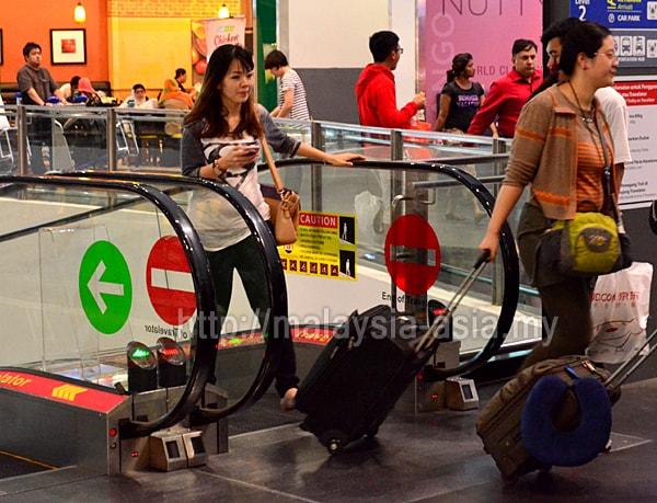 Malaysia Tourism Arrivals