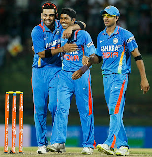 India wins T20 agnaist sri lanka