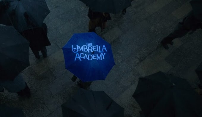 Dica de série: The Umbrella Academy ☂