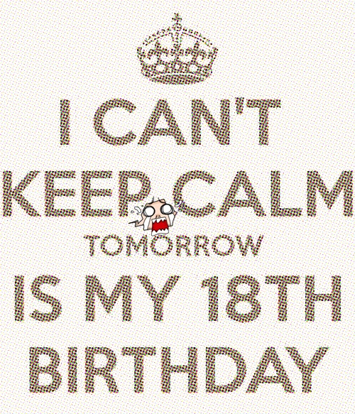 Tomorrow Is My Birthday Quotes Quotes