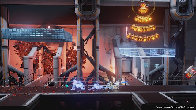 Matterfall: PS4 Review