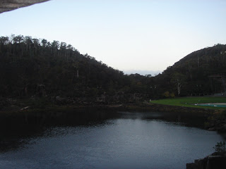 CATARACT GORGE RESERVE BASIN