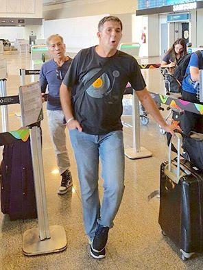 Italiano ofende judeu em aeroporto/RJ e é preso