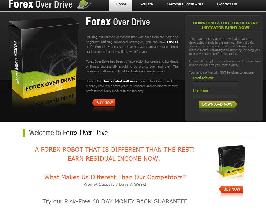 Wall street forex robot forum recensioni