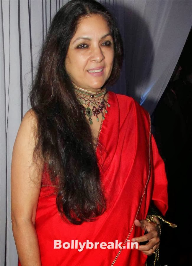 Neena Gupta, Top Bollywood Celebs at India Resortwear Fashion Week 2013