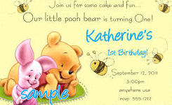 Lesson Plan Of Invitations English Grade Effective And - Birthday invitation letter to a friend in english