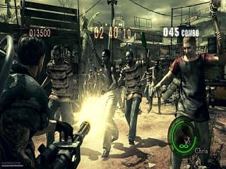 Resident Evil 5 XBOX 360 Site: Jogo sem vírus, Baixar RE5