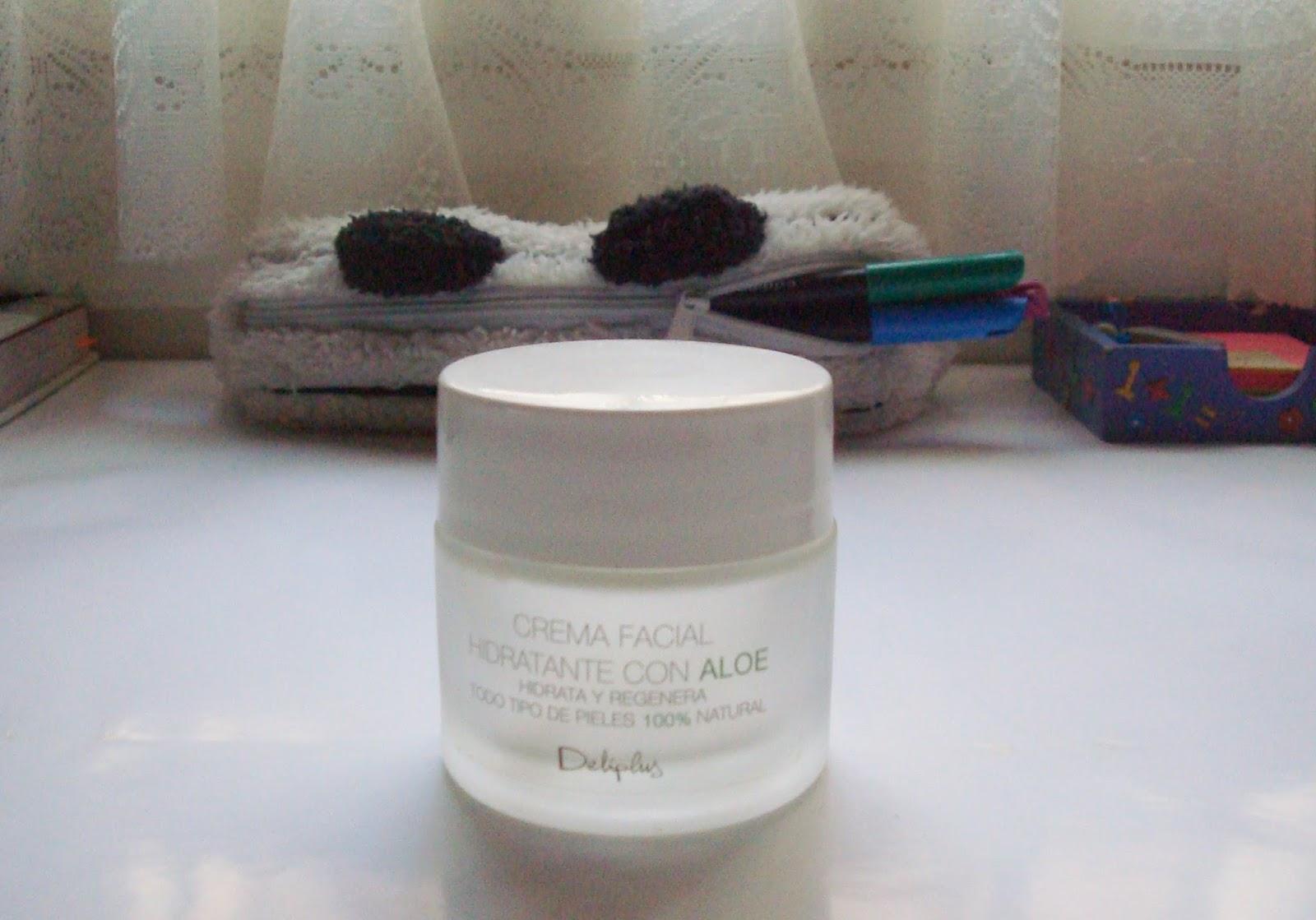 OnlyNess - Productos terminados crema hidratante deliplus