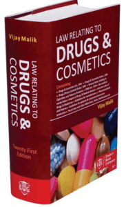 Drugs and Cosmetic Act Schedules and Rules